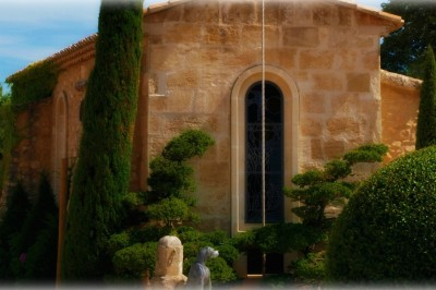 Baux de Provence Valley