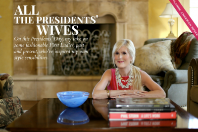 All The Presidents' Wives