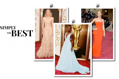 Oscars 2014: Red Carpet Hits