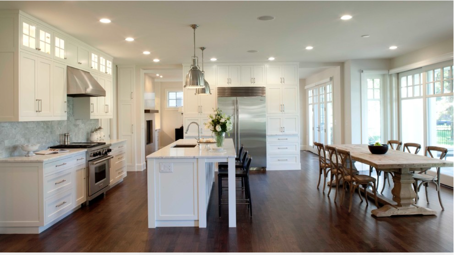 White Kitchen 5
