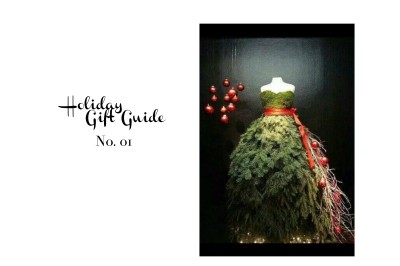 Gift Guide No.01