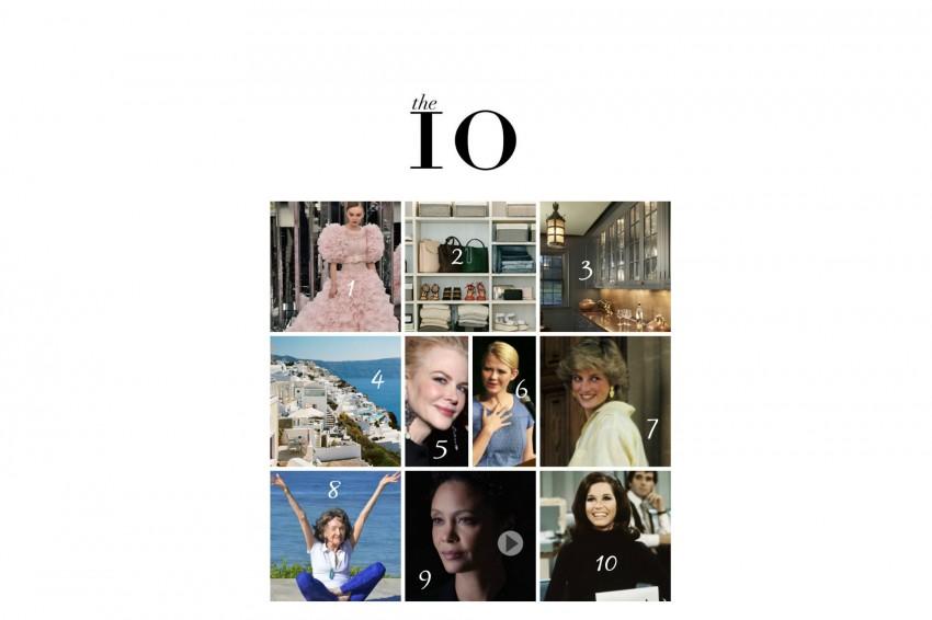 2017 The ten new look