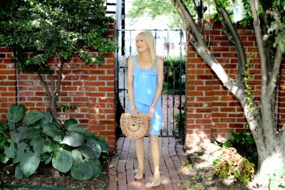 The Shift Dress With A Twist