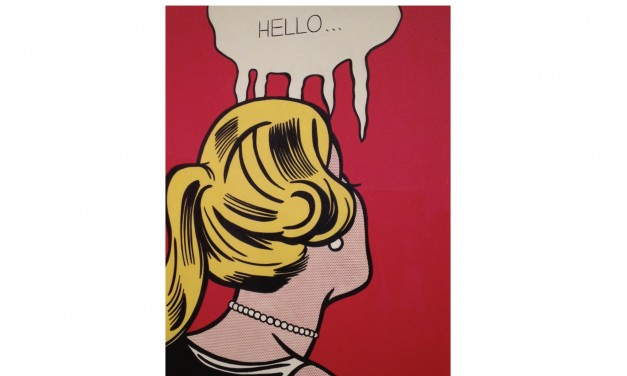 Roy Lichtenstein Retrospective