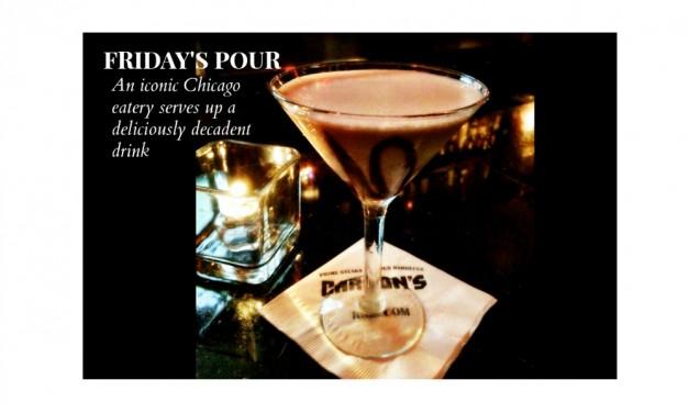 Carson's Chocolate Martini