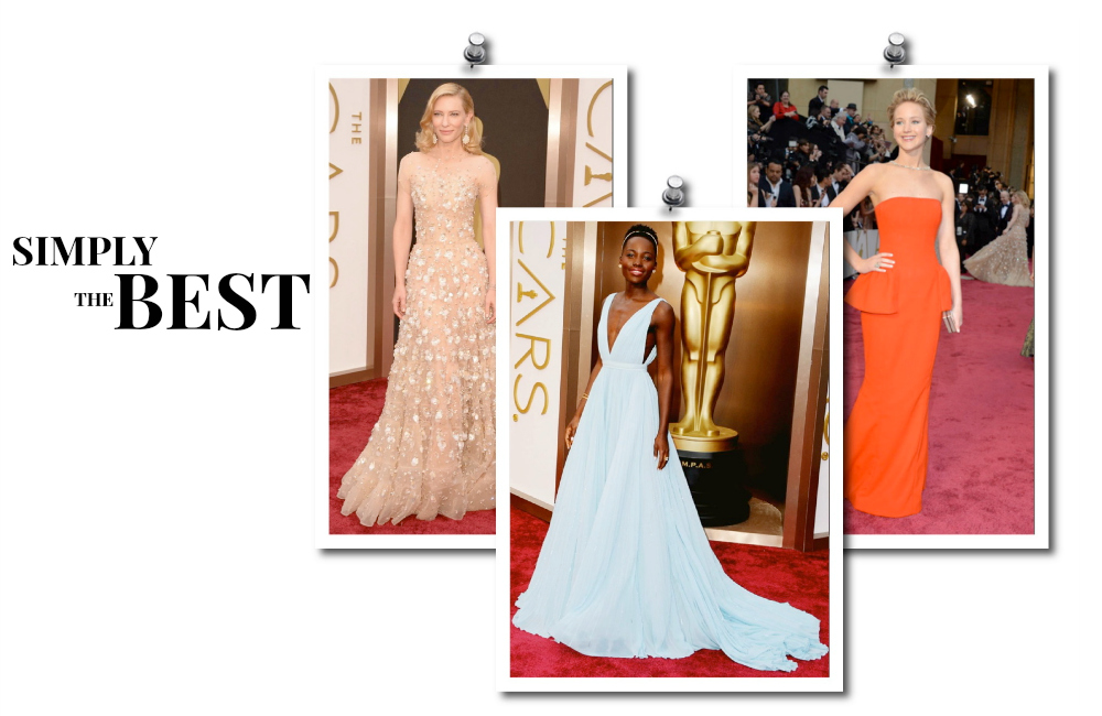 Oscars 2014: Red Carpet Hits