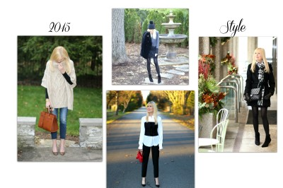 What I Wore: A Look Back