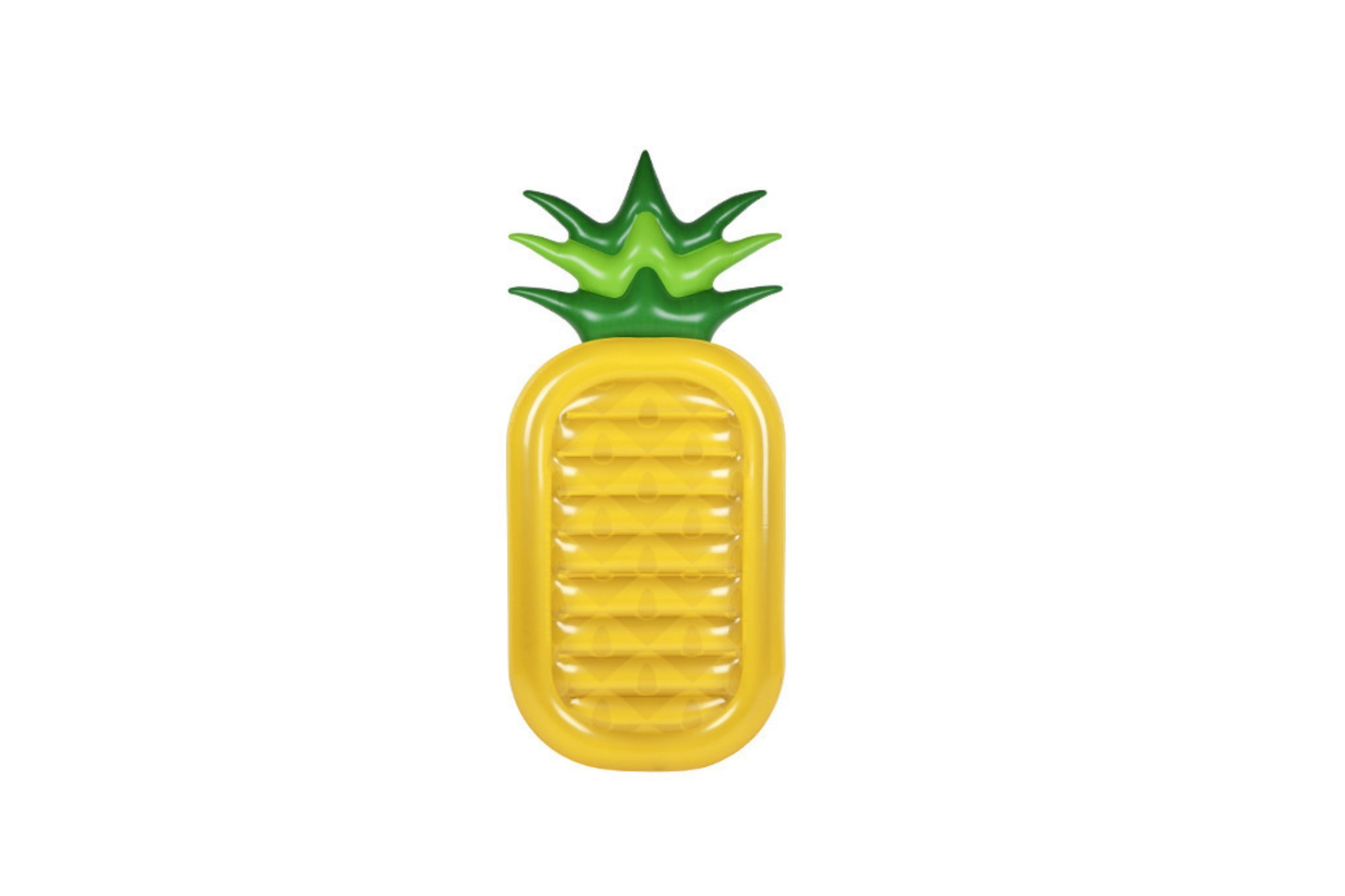 A Pineapple Float
