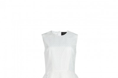 Simone Rocha Ruffled Mini Dress