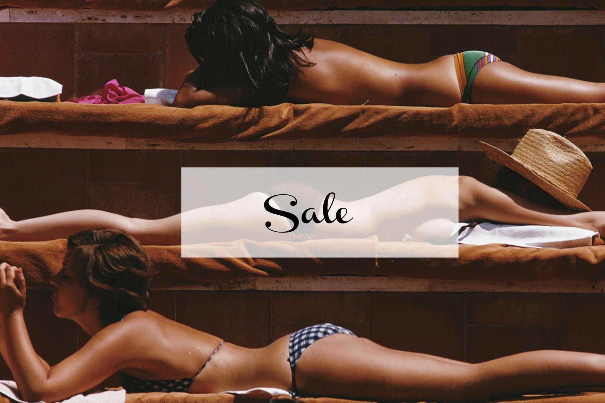 The Summer Suit Sale
