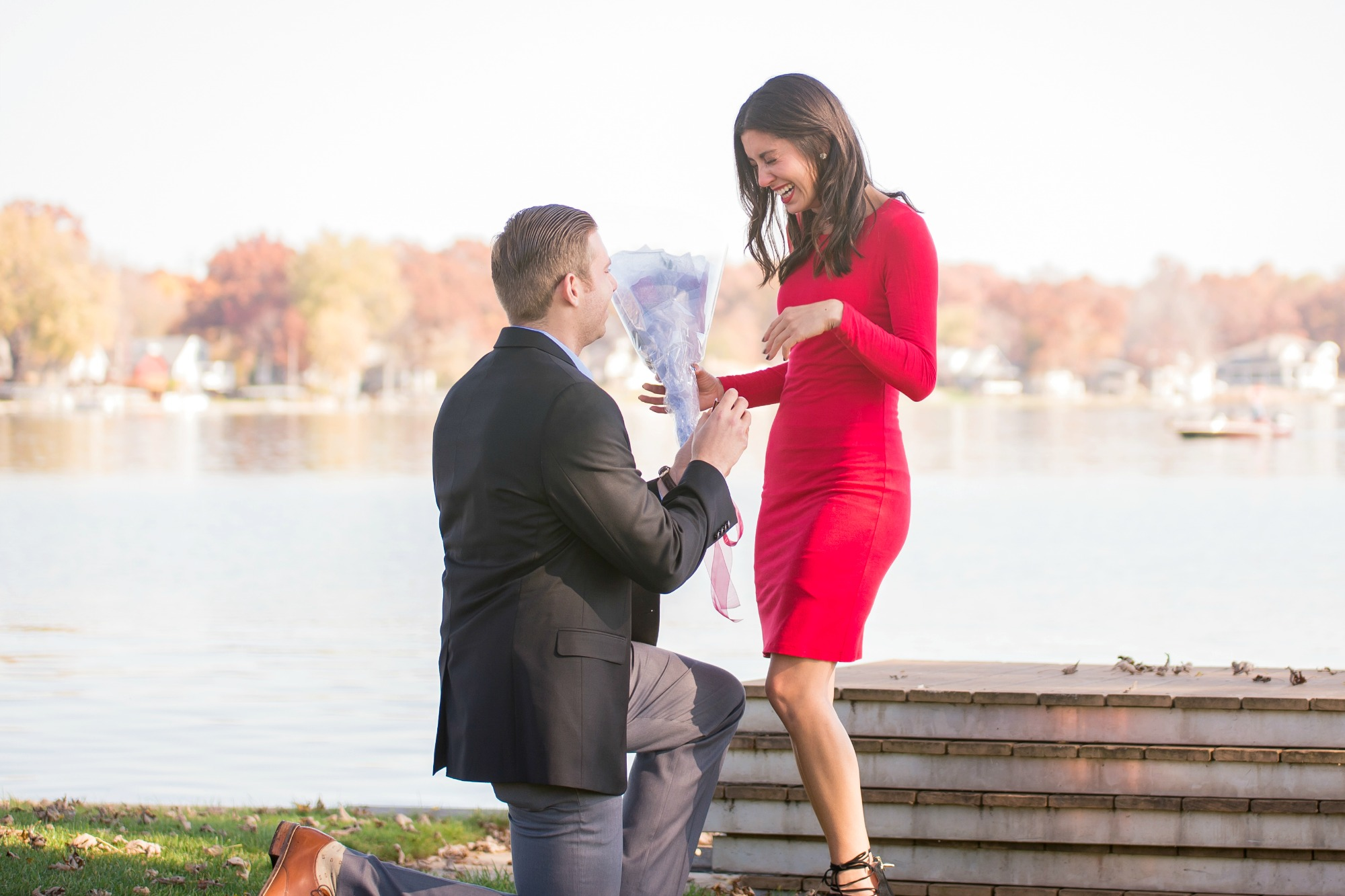 How Did Your Partner Pop The Question?