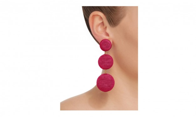Playful Drop Earrings