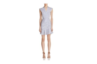 Lucy Paris Kimmy Ruched Dress