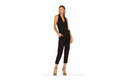 Bailey 44 Black Halter-Neck Jumpsuit