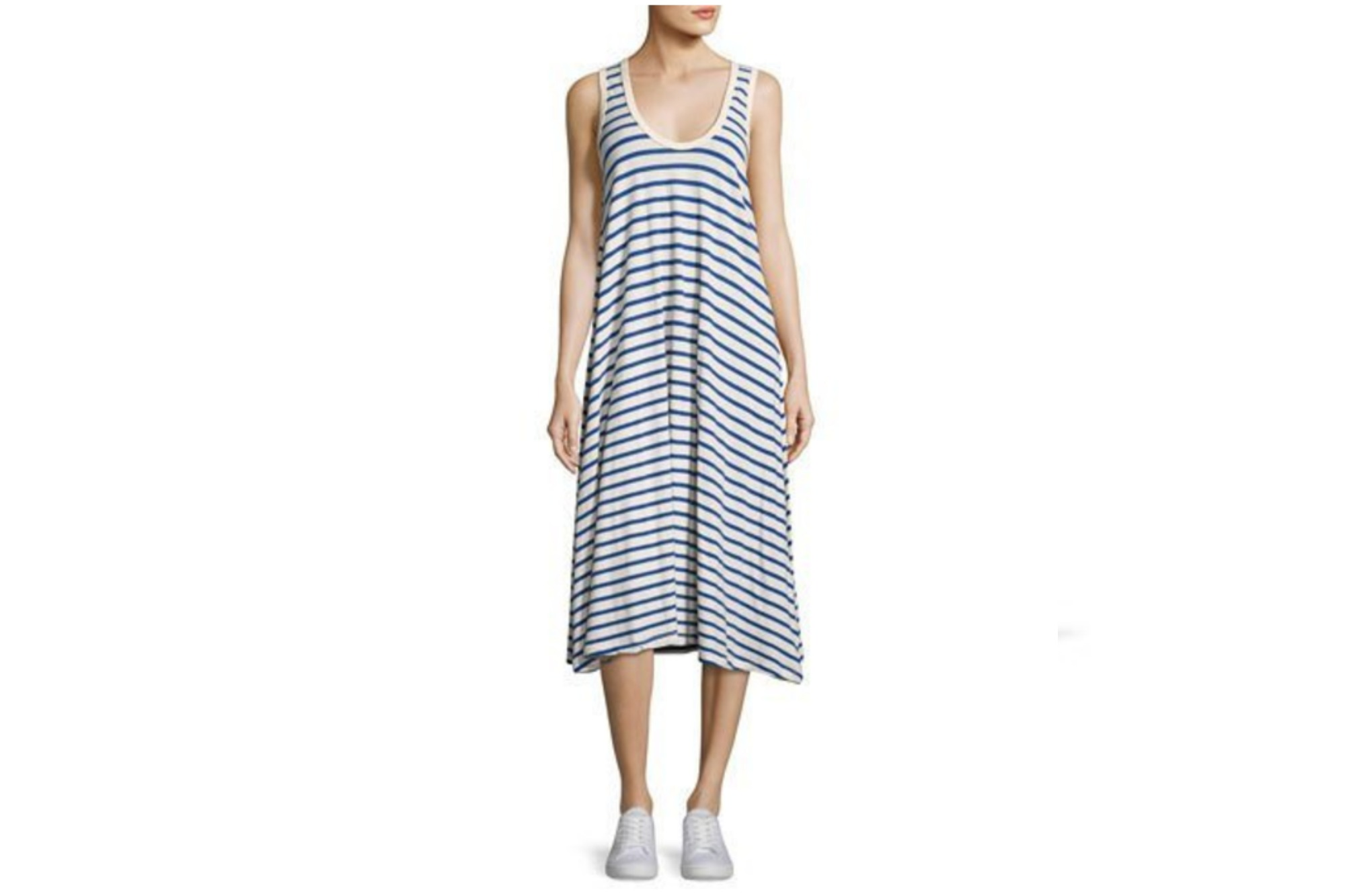 The Great Striped Dress