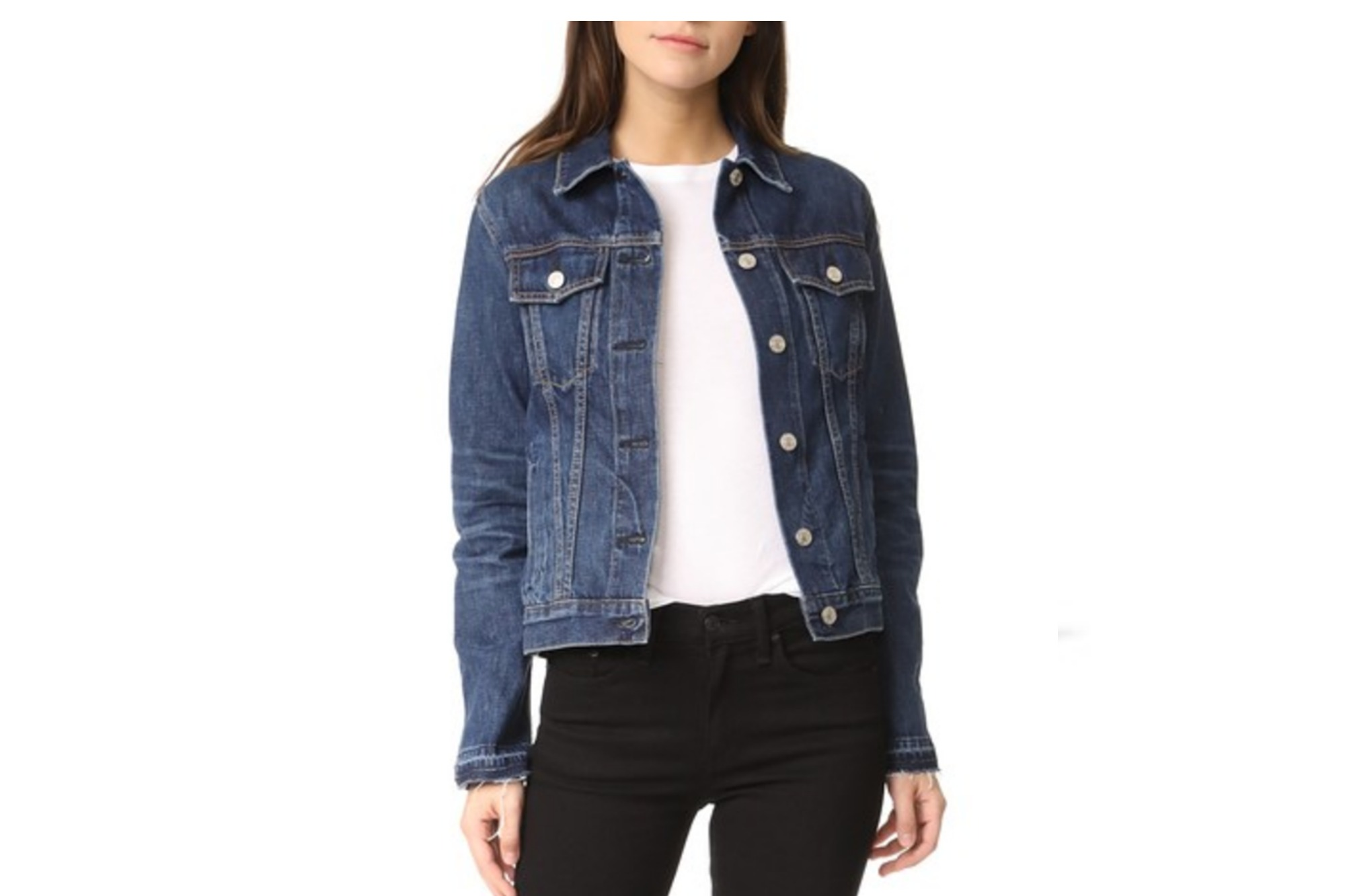 A Rag & Bone Jean Jacket