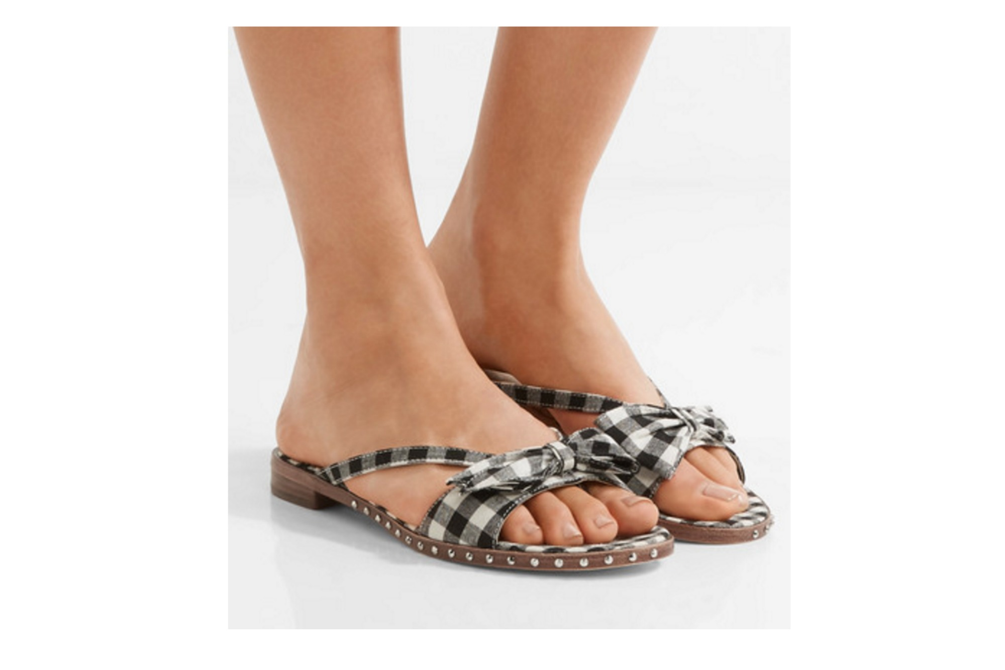 Sam Edelman Gingham Sandals