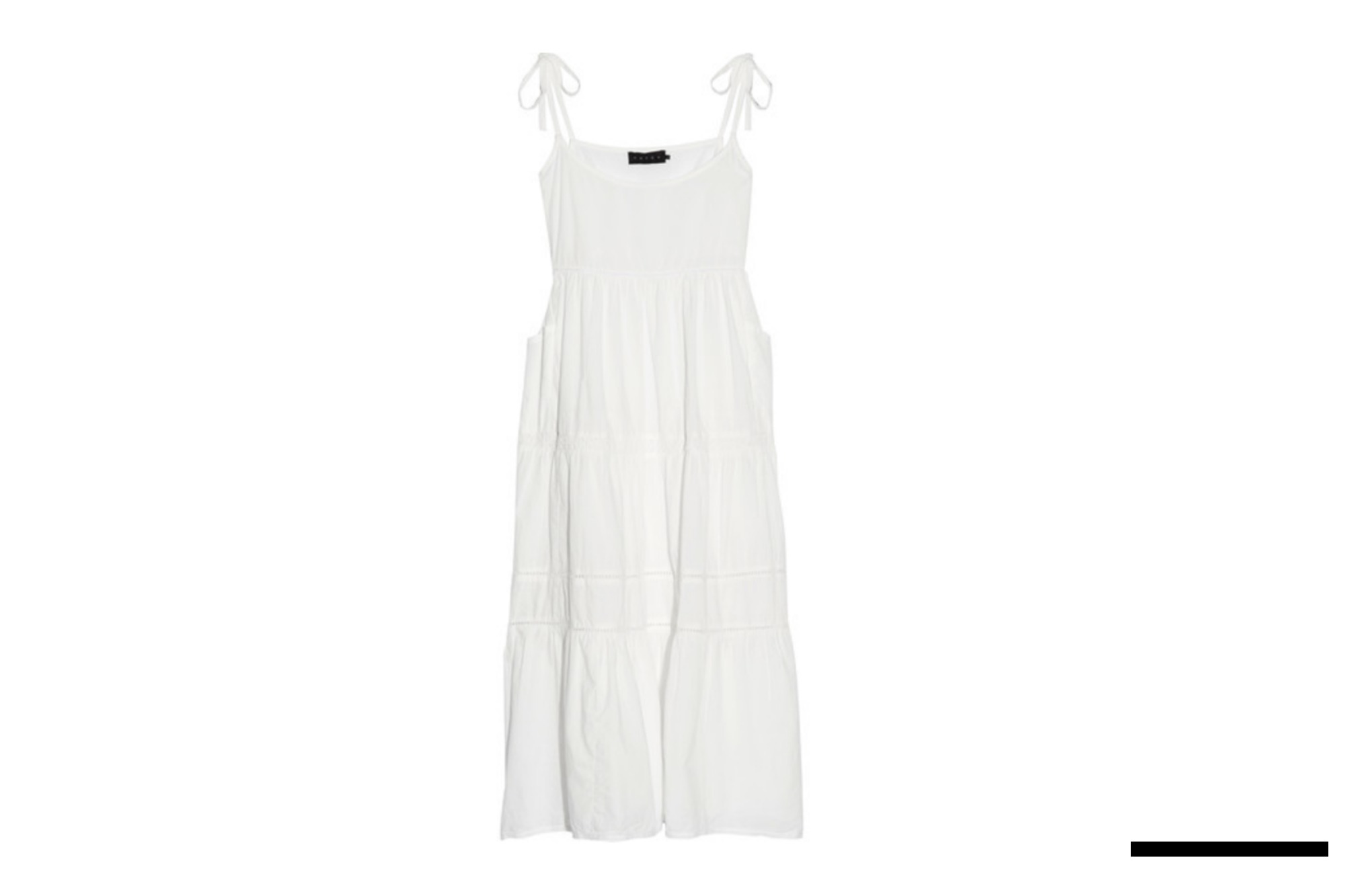 Jessie Cotton Midi Dress