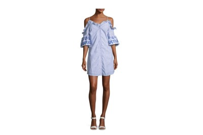 Parker Striped Dress