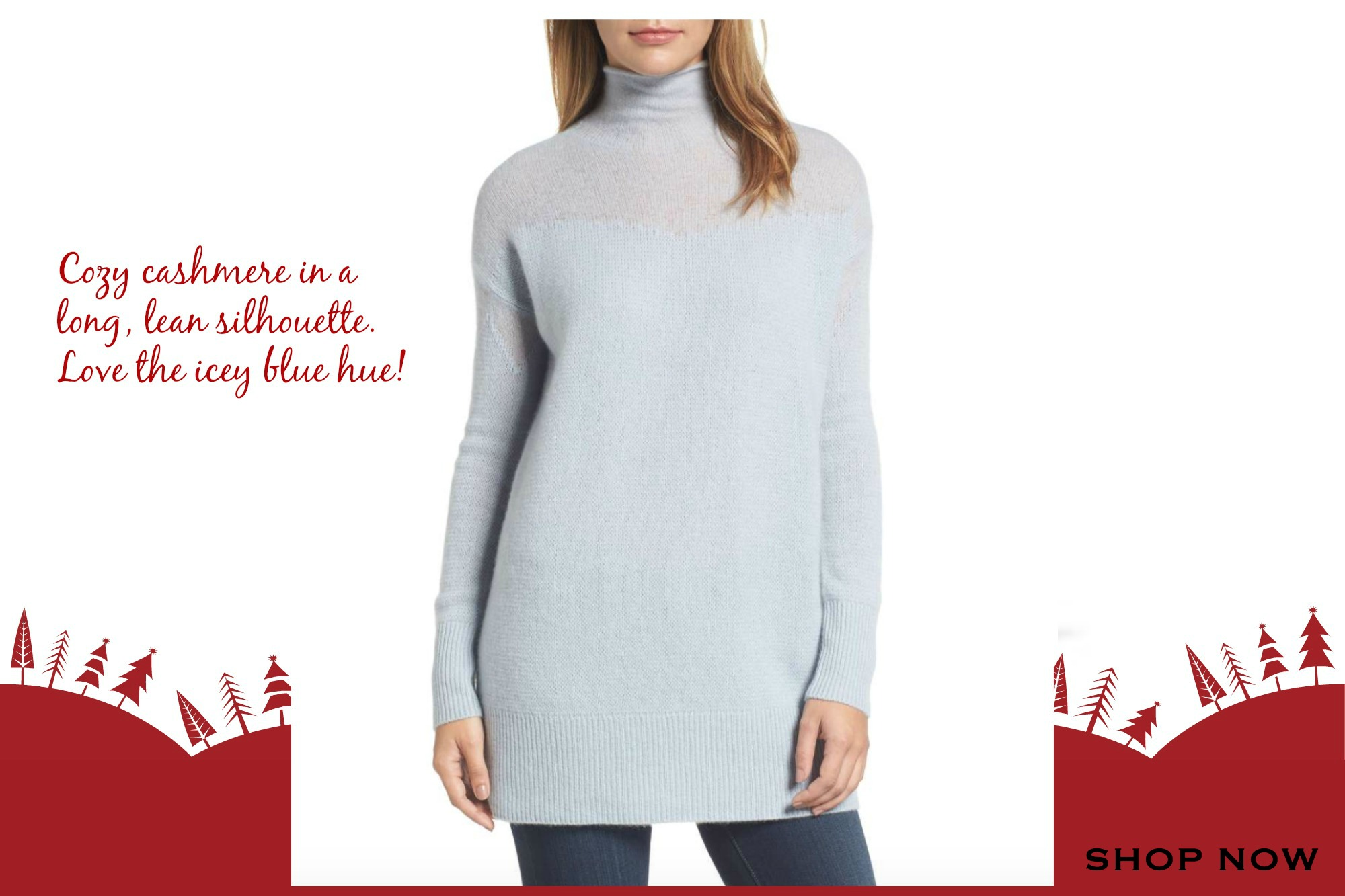 Cozy Cashmere Makes The Perfect Holiday Gift | Mary Murnane