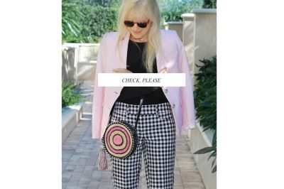 Gingham Greats For The New Season
