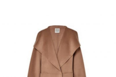 Toteme Oversized Wool/Cashmere Coat