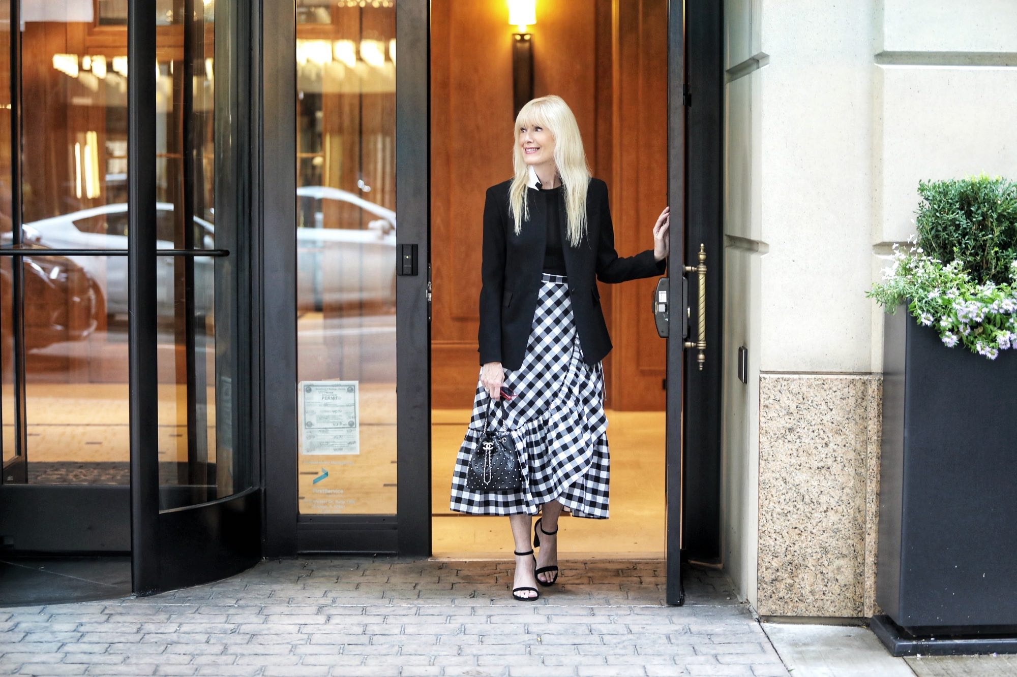 A Gingham Great