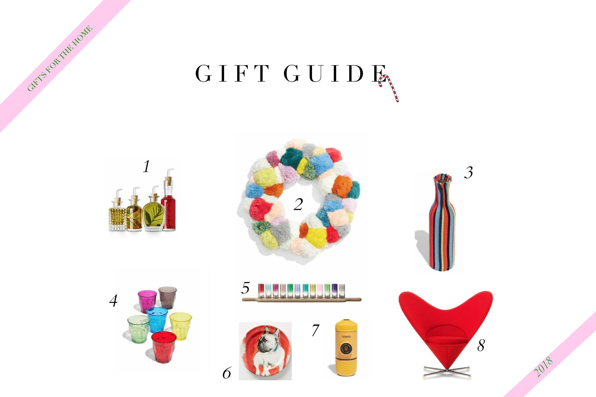 Gift Guide // Color Someone's World