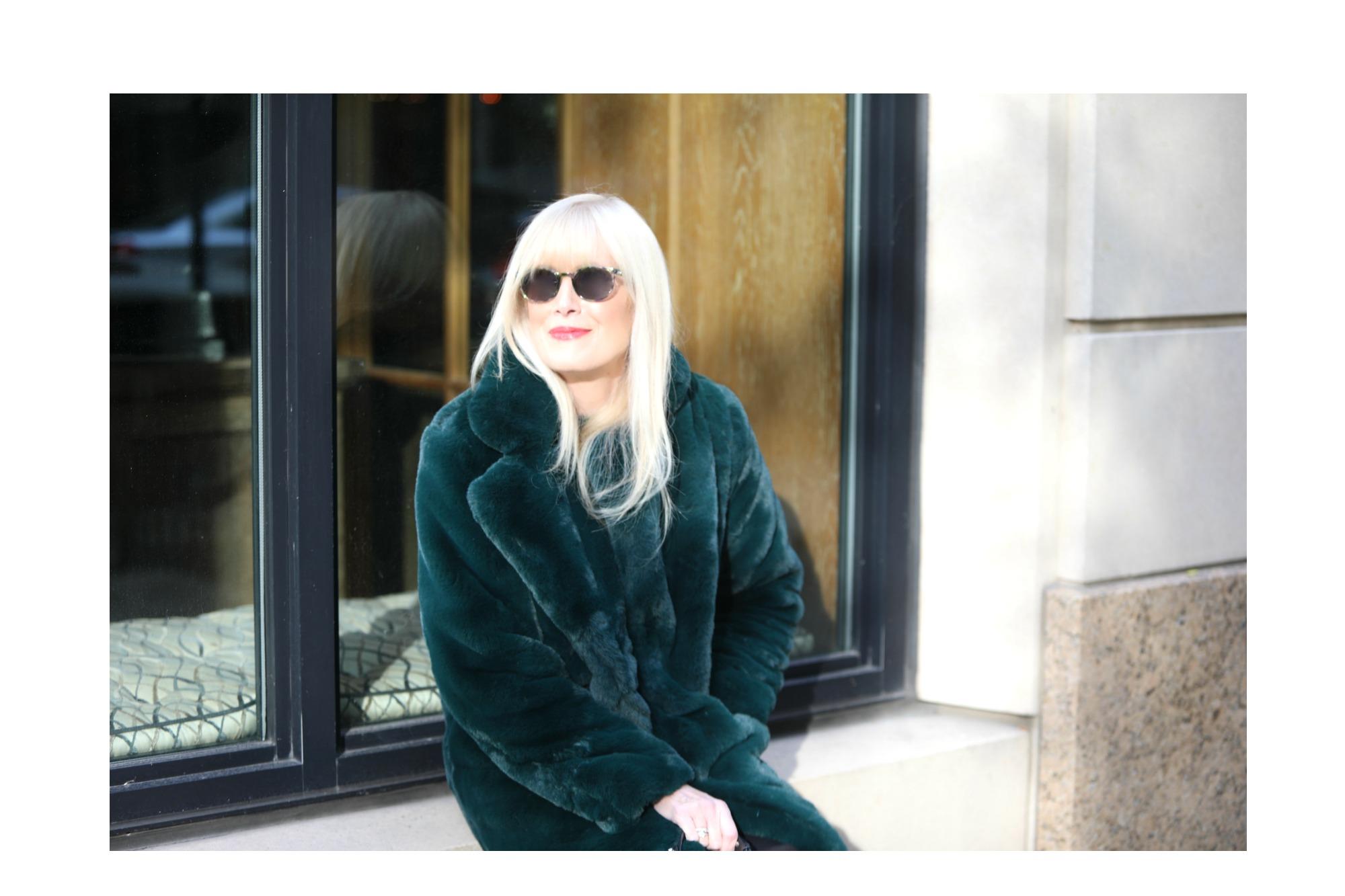 A Faux Fur Sale + Cyber Monday Steals and Deals