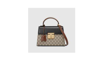 Gucci Padlock Top Handle Bag