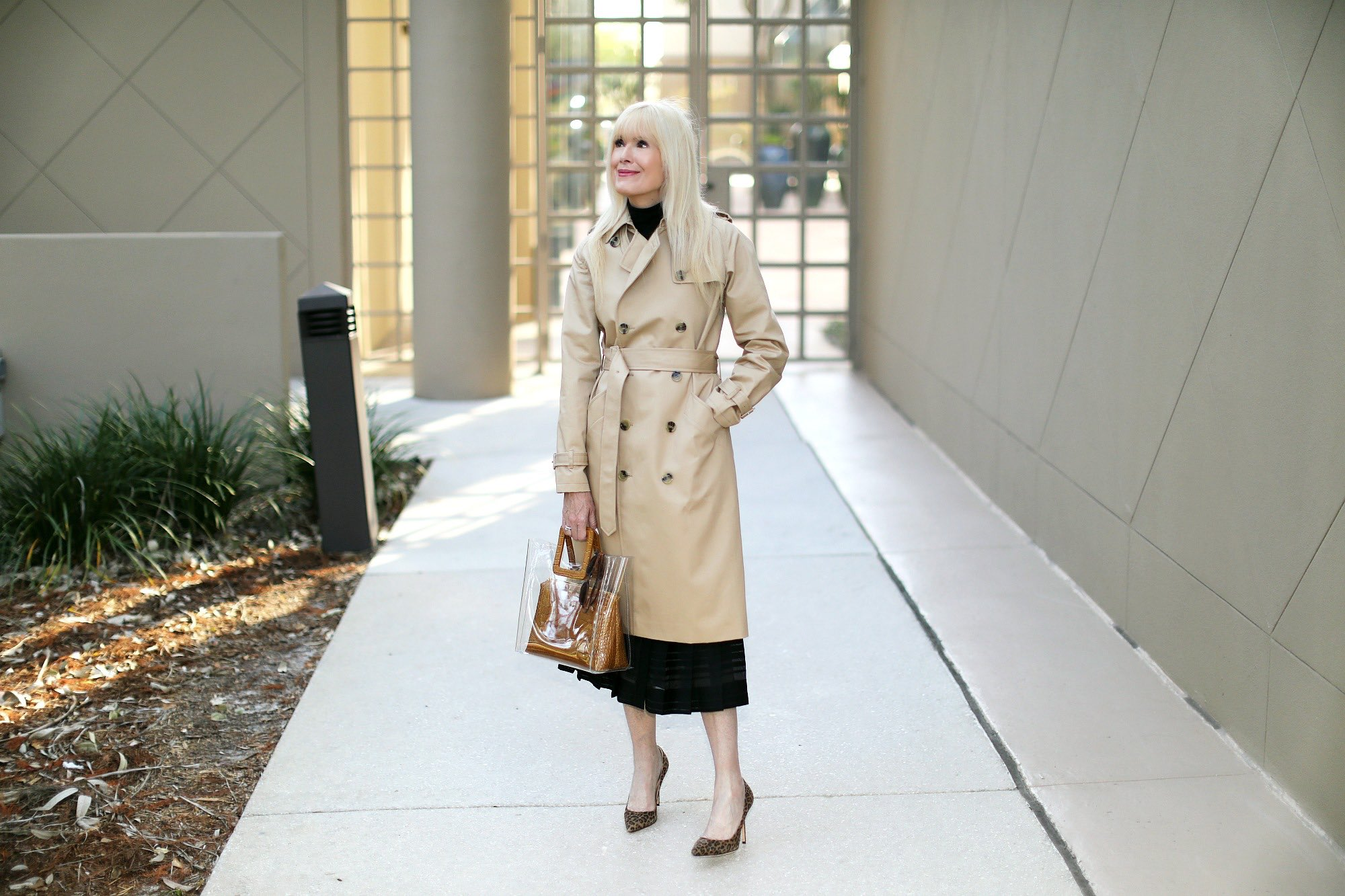 A Classic Trench